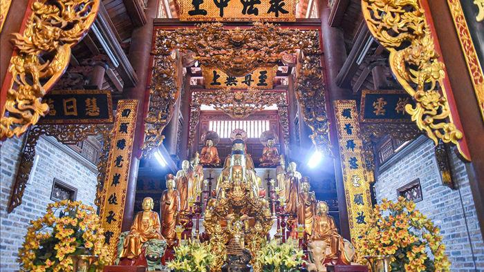 Kỳ lạ bức tượng Phật ngồi trên lưng vua độc nhất vô nhị ở Việt Nam - 5