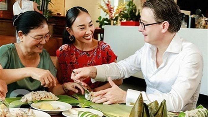 Chồng Tây doanh nhân xem Đoan Trang là tri kỷ của đời mình
