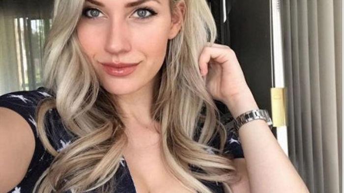 Nữ golf thủ bị dọa giết vì thân hình quá gợi cảm - 3