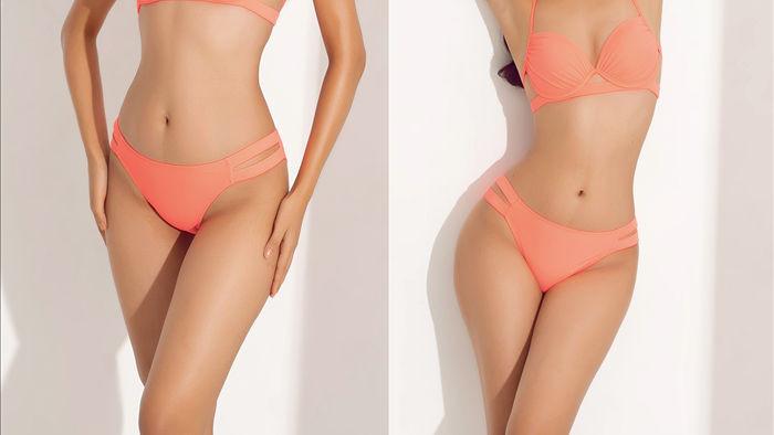 Thái Thị Hoa khoe dáng với bikini trước thềm Hoa hậu Trái Đất 2020 - 2