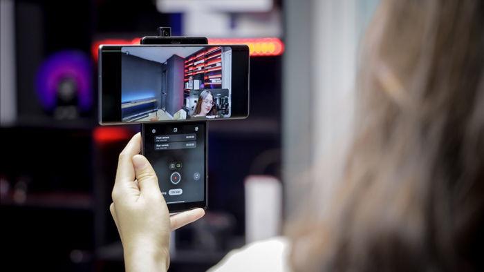 Trải nghiệm LG Wing: Smartphone xoay hình chữ T, giá hơn 17 triệu đồng - 6