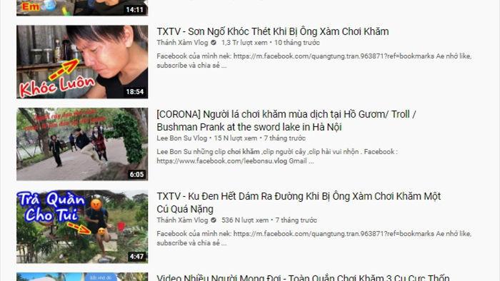 video choi kham anh 2