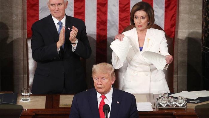 Phe Dân chủ lại tìm cách phế truất ông Trump - 1