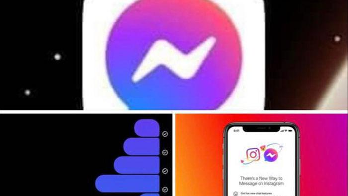Facebook và Instagram chuẩn bị gộp chung tin nhắn, Messenger có màu mới - Ảnh 2.