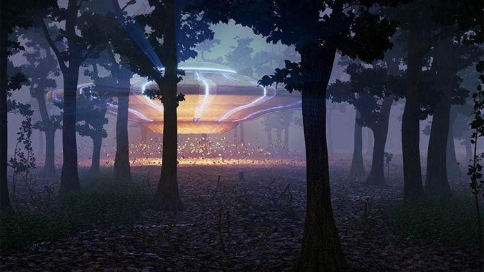 Bí ẩn sự cố UFO trong rừng Rendlesham ở Anh - 1