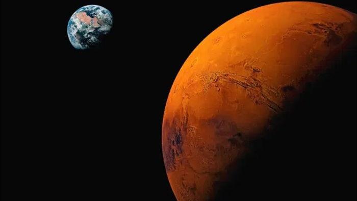 Chiêm ngưỡng sao Hỏa sáng và to gấp 3 lần bình thường trong tuần này - 1