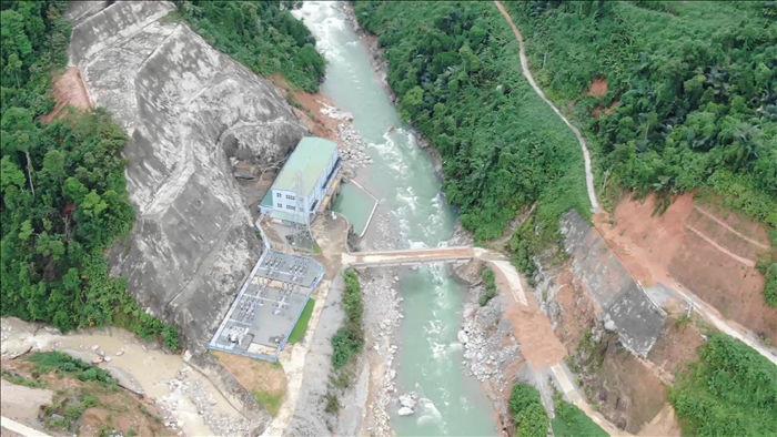 Khu vực thủy điện Rào Trăng 3 từng được cảnh báo có nguy cơ cao sạt lở - 2