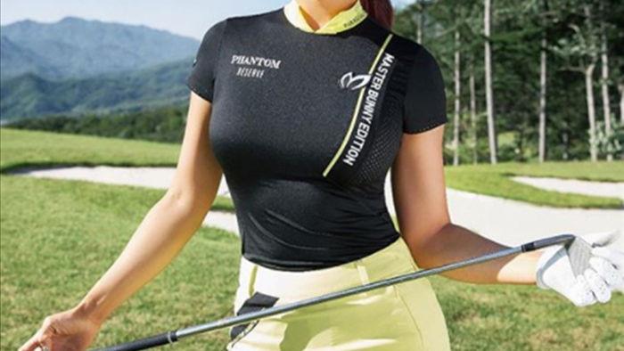 """Nữ golf thủ Hàn Quốc """"khốn khổ"""" vì quá gợi cảm - 9"""