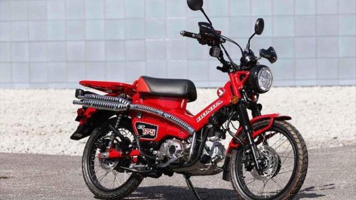 Ngắm những chiếc Honda Super Cub độ 2 pô cực chất - 7