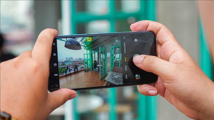 Trải nghiệm Realme 7i: hiệu năng tốt, đáng tiếc ở màn hình - 6