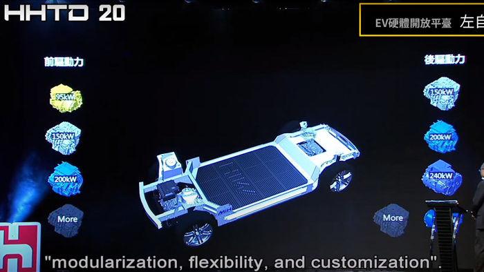 Lợi nhuận lắp ráp smartphone sụt giảm, Foxconn chuyển hướng sang sản xuất ô tô điện - Ảnh 1.