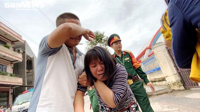 22 cán bộ, chiến sỹ Đoàn 337 bị vùi lấp: Tiếng khóc xé lòng vang thấu trời xanh - 4