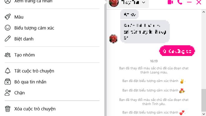 Hướng dẫn thay đổi màu sắc khung chat Messenger trên máy tính và smartphone - 1