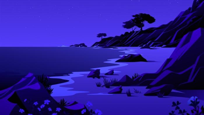 Mời tải về bộ hình nền mới cực đẹp của iOS 14.2 - Ảnh 16.