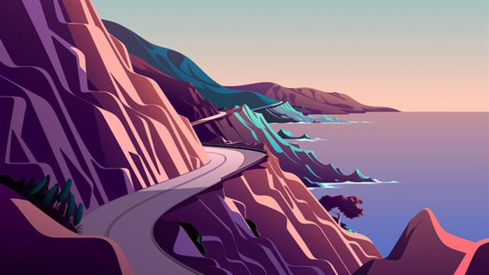 Mời tải về bộ hình nền mới cực đẹp của iOS 14.2 - Ảnh 9.