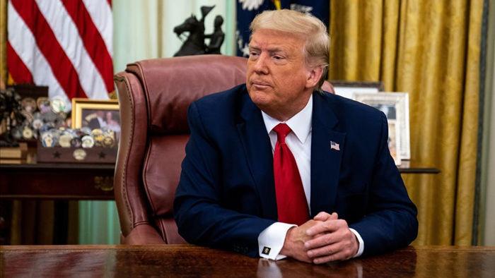Lý do bất ngờ khiến ông Trump đột ngột ngừng phỏng vấn giữa chừng - 1