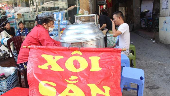 """Kỳ lạ món ăn độn nhà nghèo thời bao cấp, thành đặc sản """"xếp hàng"""" ở Hà Nội - 9"""