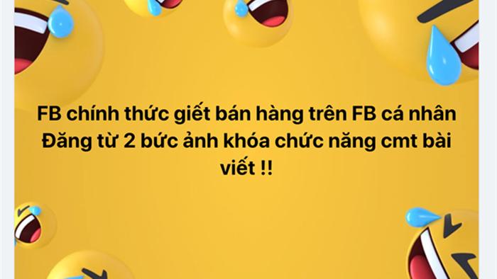 Nguoi dung 'than troi' vi khong the binh luan bai viet tren Facebook hinh anh 1