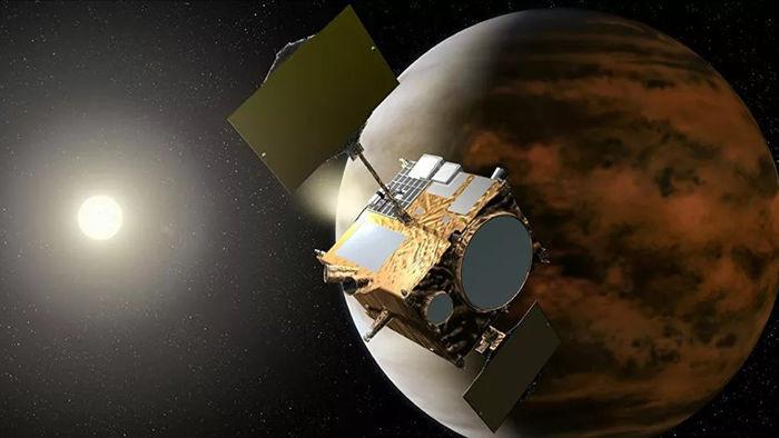 Các nhà khoa học nghi ngờ tìm thấy dấu hiệu của sự sống trên sao Kim - 1