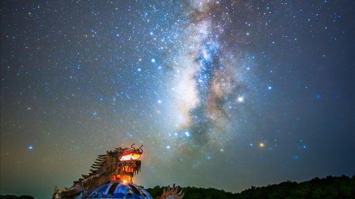 Sửng sốt dải ngân hà đẹp như phim ở Mù Cang Chải - 9