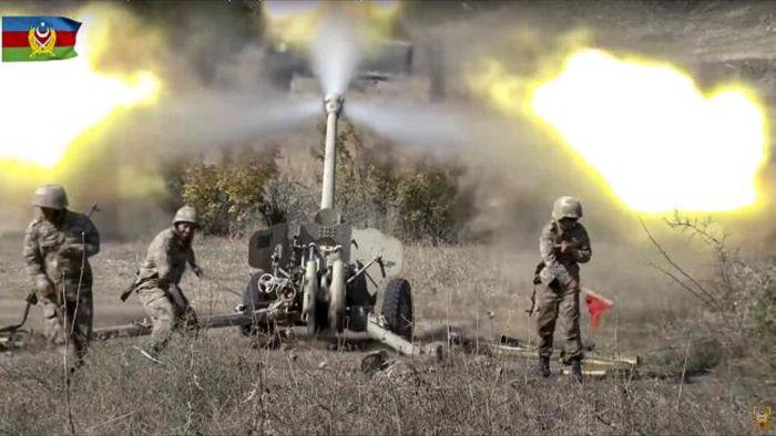Azerbaijan và Armenia giao tranh dữ dội khi Mỹ tổ chức hòa đàm - 1