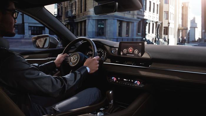 Mazda6 2020 tạo thế cân bằng trong phân khúc sedan cỡ D - 4