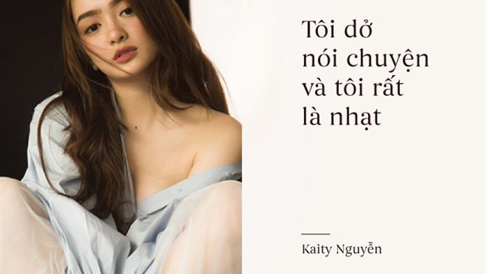 Kiều Minh Tuấn hết hồn vì cảnh nóng, Kaity Nguyễn: Anh ấy lịch sự mới hỏi đạo diễn như vậy - Ảnh 5.