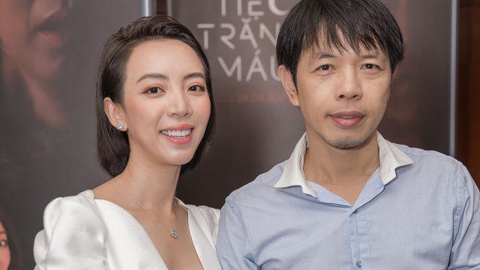 Thu Trang: Tôi rất ngại khi phải đóng cảnh nóng, tốc váy với Thái Hòa - Ảnh 1.