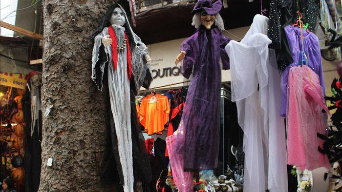 Độc chiêu bán hàng thần tốc mùa Halloween: Càng rùng rợn, càng hút khách - 9