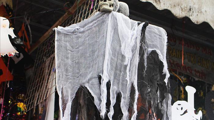 Độc chiêu bán hàng thần tốc mùa Halloween: Càng rùng rợn, càng hút khách - 5
