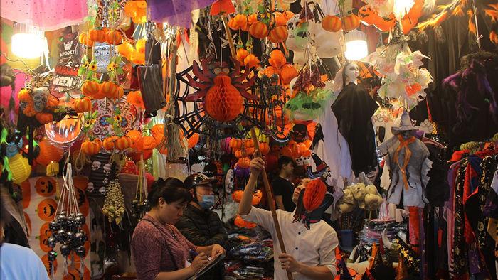 Độc chiêu bán hàng thần tốc mùa Halloween: Càng rùng rợn, càng hút khách - 11
