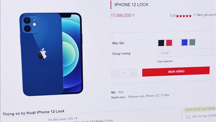 iPhone 12 lock về Việt Nam, giá từ 18 triệu đồng thì có nên mua?  - 1