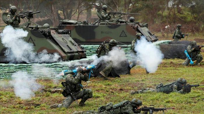 Trung Quốc yêu cầu Mỹ dừng hợp tác quân sự với Đài Loan - 1