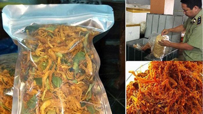Những món thịt khô nhiều người 'nghiện' tiềm ẩn nguy cơ gây hại sức khỏe