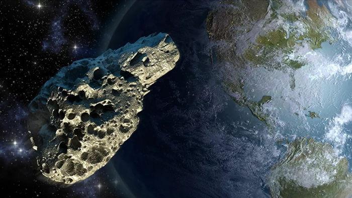 Phát hiện hiện tượng nguy hiểm trên tiểu hành tinh đe dọa Trái đất - 1