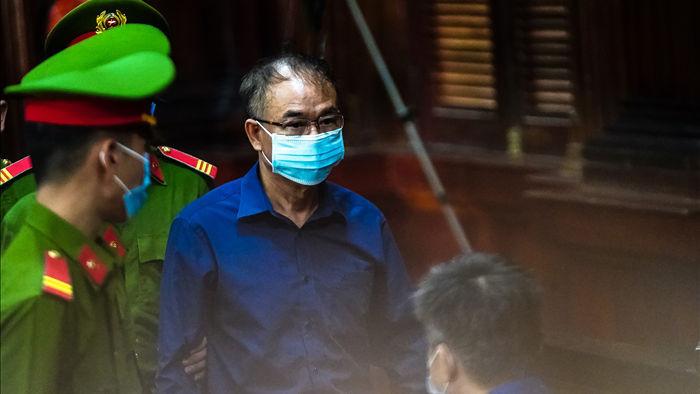 Nguyên Giámđốc Sở Tài chính TPHCM khai gì trước khi trốn truy nã? - 1