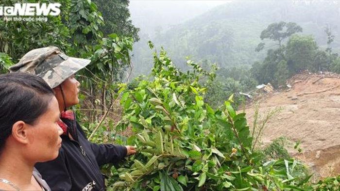 Bộ đội, công an xới đống bùn nhão tìm 14 người còn mất tích ở Trà Leng - 8