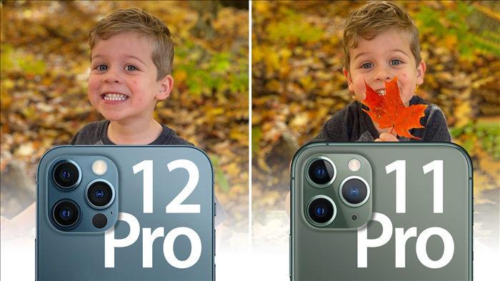 So sánh ảnh chụp từ iPhone 12 Pro với 11 Pro - 1