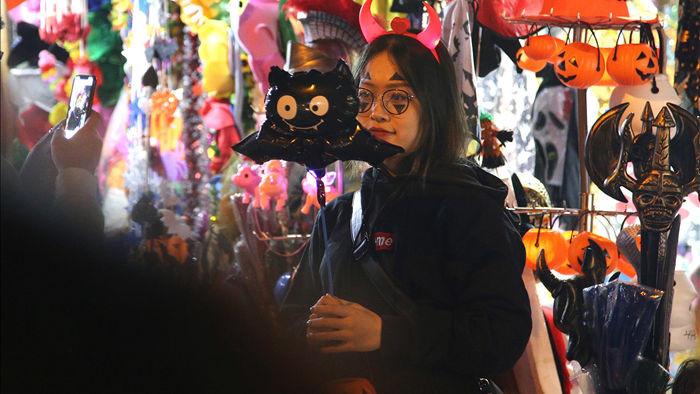 Đêm Halloween tại Hà Nội - 13