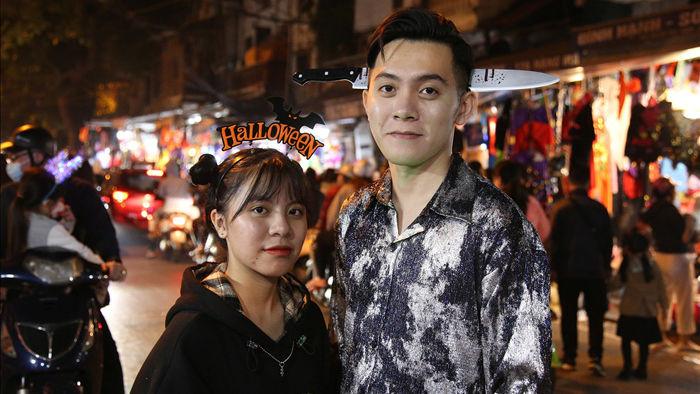 Đêm Halloween tại Hà Nội - 2