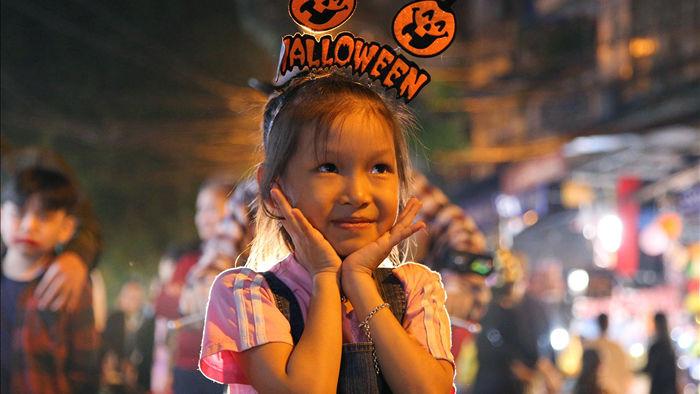 Đêm Halloween tại Hà Nội - 9
