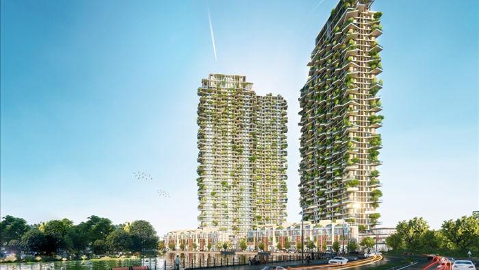 """Việt Nam sẽ có dự án lọt top """"các toà tháp xanh cao nhất thế giới""""? - 1"""