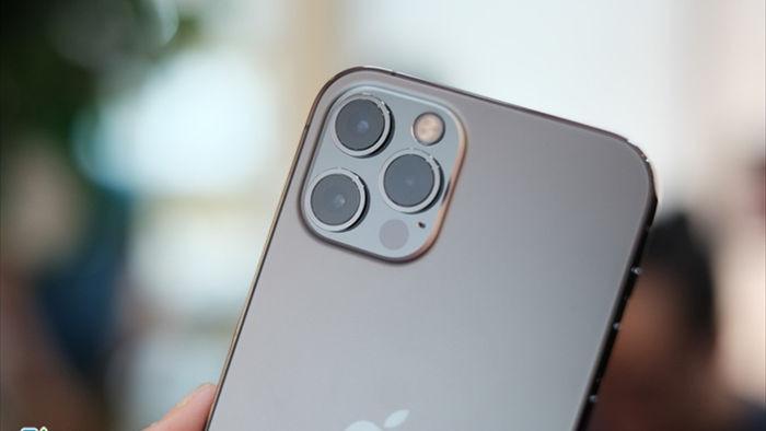 LiDAR tren iPhone 12 pro de lam gi anh 1