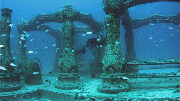 Lộ diện nghĩa trang bí mật nằm ở độ sâu 20 m dưới đáy biển - 4