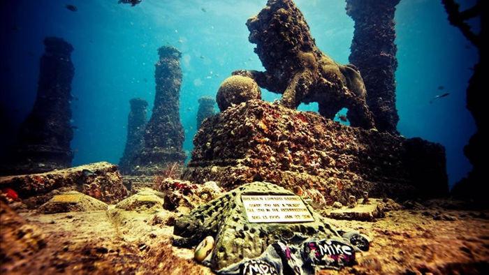 Lộ diện nghĩa trang bí mật nằm ở độ sâu 20 m dưới đáy biển - 5