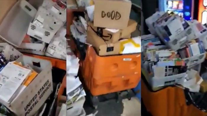 Mỹ điều tra vụ phiếu bầu chất đống ở bưu điện - 1