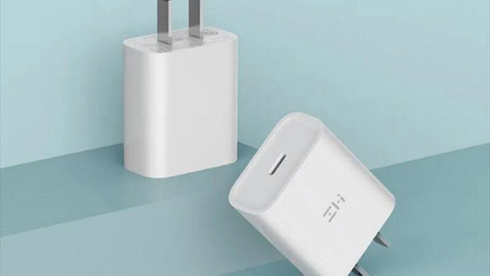 Xiaomi ra mắt sạc 20W tương thích iPhone 12, giá chỉ bằng 1/3 - 1