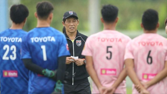 HLV Akira Nishino chốt danh sách đội tuyển Thái Lan - 1