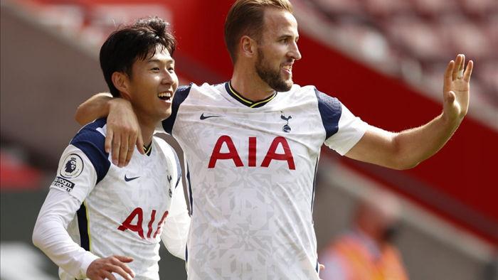 Son Heung Min và Harry Kane sẽ tỏa sáng để giúp Tottenham trở lại mạch thắng ở Europa League? (Ảnh: Getty).