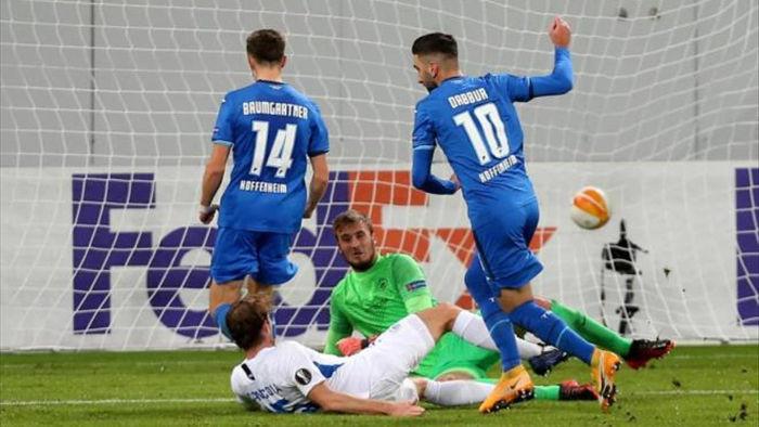 Filip Nguyễn không thể ra sân, Slovan Liberec thua thảm ở Europa League - 1
